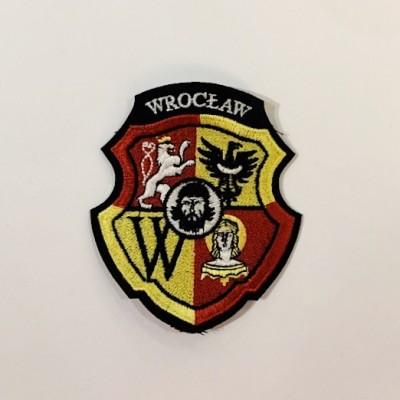 """Stripe """"Wrocław- emblem """""""