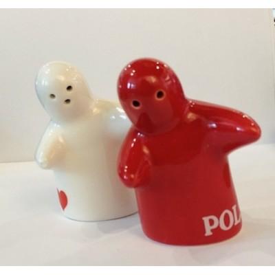 Salt and pepper shakers - I...