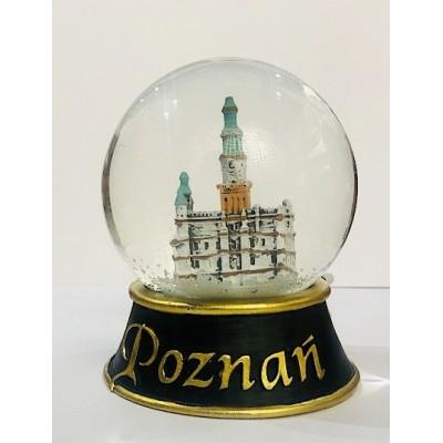 "Snow ball ""Poznań- goats"""