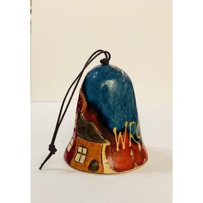 High ceramic bell - Wrocław