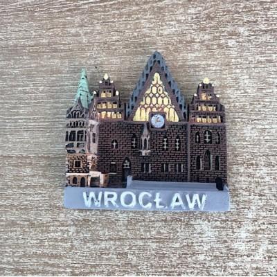 """Magnet """"wrocławski Ratusz"""""""
