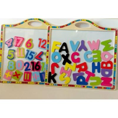Magnetic board - letters /...