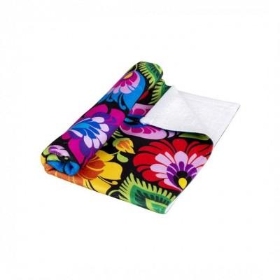 Towel - Łowicz flowers 30x50cm