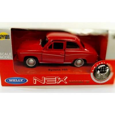 Car- Syrena 105 mix
