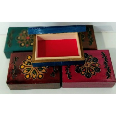Mini szkatułka