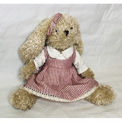 Rabbit in a dress