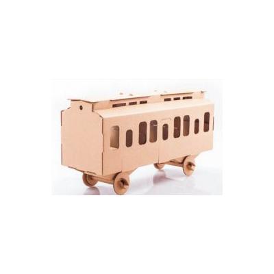 Cardboard wagon for...
