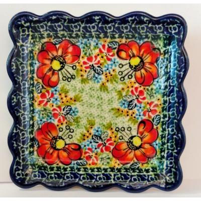 Dessert plate - ceramics...