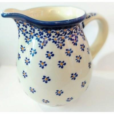 Jug - Bolesławiec ceramics