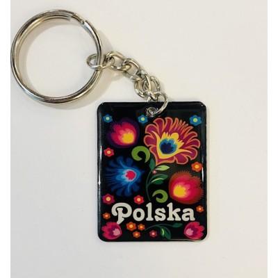 "Keyring ""Poland- Łowicz"""
