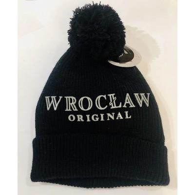 "Winter hat ""Wrocław"" black"