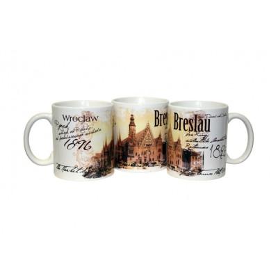 """Mug """"Wrocław/Breslau"""""""