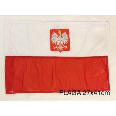 Flag Poland - emblem, small
