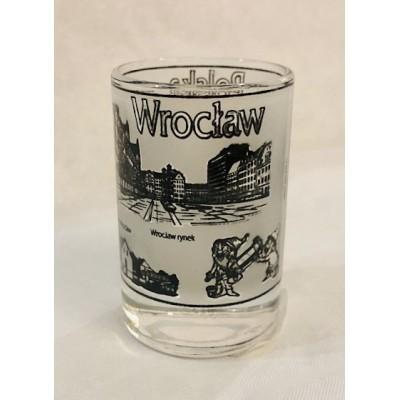 Shot glass - symbols of...